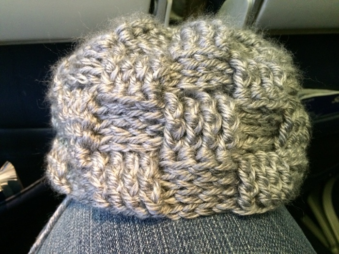 A new hat begins