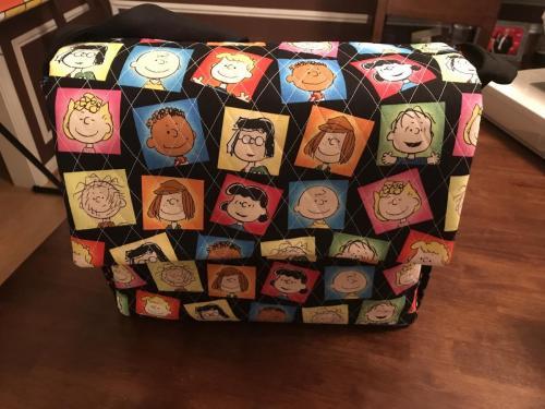 peanuts bag