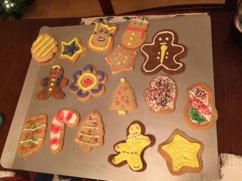 Cookie batch 1