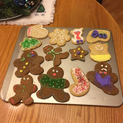 Cookie batch 2