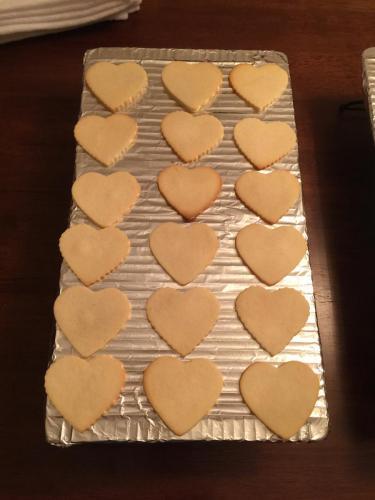 Fresh hearts!