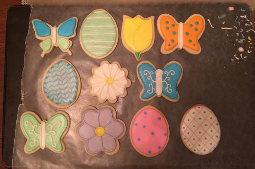More Easter Designs